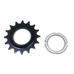 フジ フェザー専用 固定ギア FUJI FEATHER Fixed Gear  ピストバイク|ad-cycle