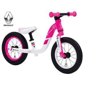 子供用自転車 RENAULT ULTRA LIGHT TRAINEE (ピンク) ルノー ウルトラ ライト トレーニー 幼児用自転車 キックバイク ad-cycle