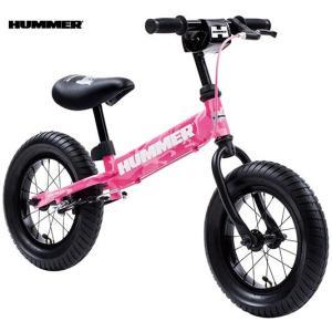 子供用自転車 HUMMER TRAINEE BIKE (カモフラージュピンク) ハマー トレーニー バイク 幼児用自転車 キックバイク|ad-cycle