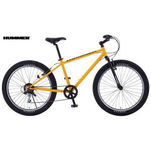 マウンテンバイク HUMMER TANK3.0 (マットイエロー) ハマー  タンク 3.0 MOUNTAIN BIKE|ad-cycle