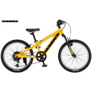 子供用自転車 HUMMER Jr.ATB206-SV (イエロー) ハマー Jr ATB 206 SV マウンテンバイク MOUNTAIN BIKE ジュニア|ad-cycle