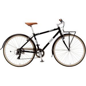送料無料 クロスバイク ジオス イソラ (ブラック) 2018 GIOS ESOLA シティサイクル|ad-cycle