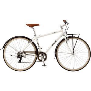 クロスバイク ジオス イソラ (ホワイト) 2019 GIOS ESOLA シティサイクル|ad-cycle