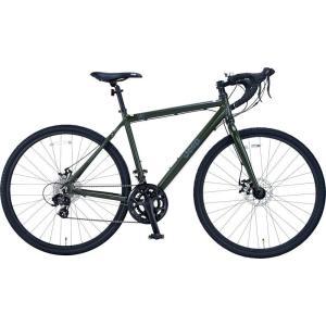 ロードバイク JEEP JE-714RB (オリーブ) ジープ JE 714 RB シクロクロス|ad-cycle