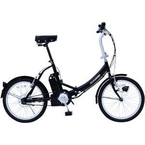 ミムゴ フィールドチャンプ ノーパンク電動アシスト FDB20E 折り畳み自転車 KH-DCY310NE MIMUGO FIELD CHAMP フォールディングバイク 365 【送料無料・メーカ|ad-cycle