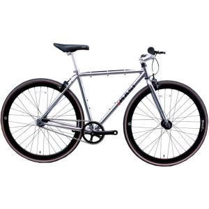ピストバイク MASI FIXED UNO RISER (クローム) 2019 マジィ フィクスド ウノ ライザー|ad-cycle