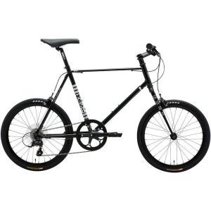 ミニベロ MASI MINI VELO UNO RISER (ブラック) 2019 マジィ ミニベロ ウノ ライザー 小径自転車|ad-cycle