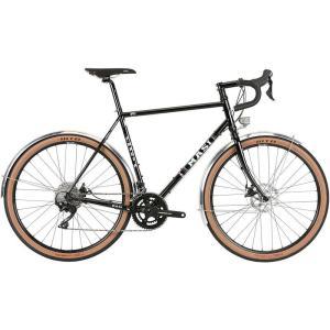 ロードバイク MASI SPECIALE RANDONNEUR ELITE (グロスブラック) 2019 マジィ スぺシャーレ ランドナー エリート アドベンチャーバイク|ad-cycle