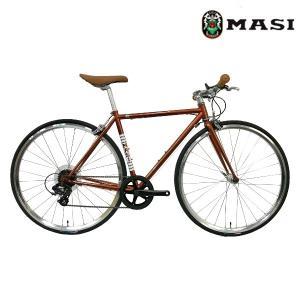 クロスバイク MASI CAFFE RACER PRIMA (ルートビア) 2020 マジィ カフェ レーサー プリマ|ad-cycle
