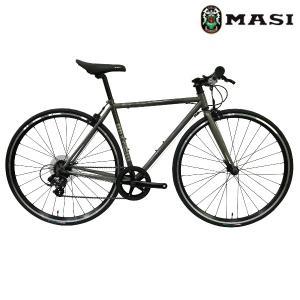 クロスバイク MASI CAFFE RACER PRIMA (ネイキッド) 2020 マジィ カフェ レーサー プリマ|ad-cycle