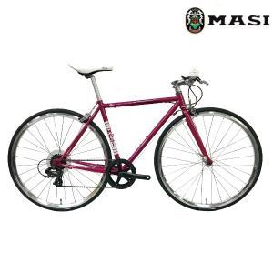 クロスバイク MASI CAFFE RACER PRIMA (ローザピンク) 2020 マジィ カフェ レーサー プリマ|ad-cycle