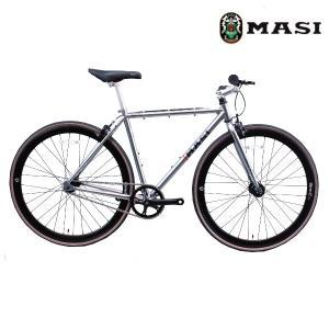 ピストバイク MASI FIXED UNO RISER (クローム) 2020 マジィ フィクスド ウノ ライザー|ad-cycle