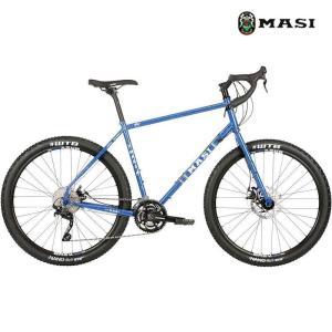 グラベル ロードバイク MASI GIRAMONDO 27.5 (キャンパーブルー) 2020 マジィ ジラモンド 27.5 アドベンチャーバイク|ad-cycle
