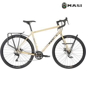 グラベル ロードバイク MASI GIRAMONDO 700C (ブラス) 2020 マジィ ジラモンド 700 C アドベンチャーバイク|ad-cycle