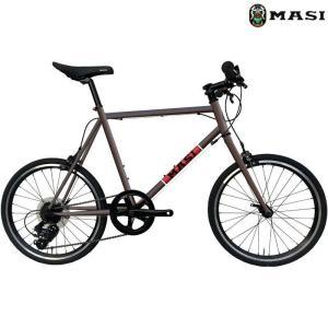 ミニベロ MASI MINI VELO PRIMA (マットブラッククラウド) 2020 マジィ ミニベロ プリマ 小径自転車|ad-cycle