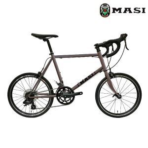 ミニベロ MASI MINI VELO PRIMA DROP (マットブラッククラウド) 2020 マジィ ミニベロ プリマ ドロップ小径自転車|ad-cycle