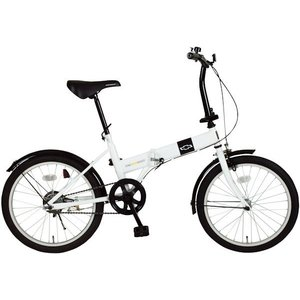 ミムゴ シボレー FDB20R 折り畳み自転車 MG-CV20R MIMUGO CHEVROLET FDB20R フォールディングバイク 365 【送料無料・メーカー直送・代引き不可】|ad-cycle