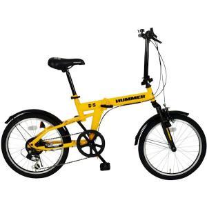 ミムゴ ハマー Fサス FDB206S 折り畳み自転車 MG-HM206 MIMUGO HUMMER FDB206S フォールディングバイク 365 【送料無料・メーカー直送・代引き不可】|ad-cycle