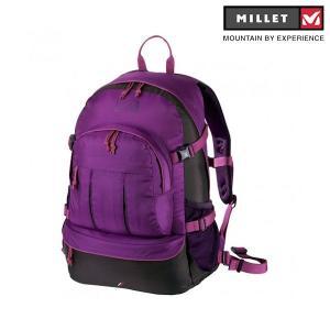 ミレー マルシェ 20 MIS0584-5299 (AMETHYST) MILLET MARCHE 20 リュック|ad-cycle