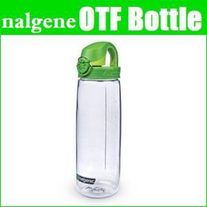 NALGENE OTF ボトル 650ml (クリアーグリーン) ナルゲン 水筒 カラーボトル|ad-cycle