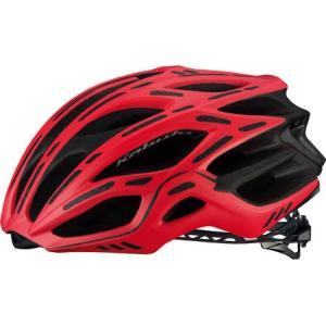 OGK KABUTO FLAIR (マットレッド) サイクリングヘルメット オージケー カブト フレアー 自転車 ad-cycle