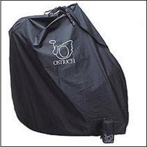 OSTRICH(オーストリッチ) 輪行袋 超軽量型 /L-100/ブラック (輪行袋)