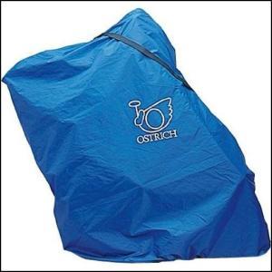 OSTRICH(オーストリッチ) 輪行袋 超軽量型 /L-100/ブルー (輪行袋)