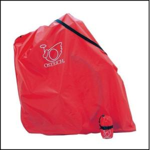 OSTRICH(オーストリッチ) 輪行袋 超軽量型 /L-100/レッド (輪行袋)