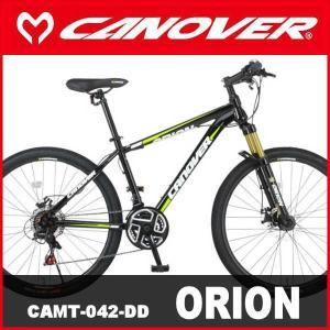 MTB OTOMO CANOVER CAMT-042-DD ORION (ブラック 33732) (...
