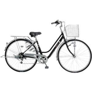 シティサイクル  サギサカ パンクしない軽快276DL (ブラック) 2142 SAGISAKA パンクしない 軽快 276 DL|ad-cycle