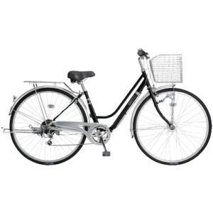 シティサイクル  サギサカ パンクしないスクール276DL (ブラック) 2144 SAGISAKA パンクしない スクール 276 DL|ad-cycle