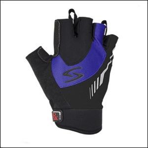 SERFAS (サーファス)  RX サイクルグローブ ブルー / XLサイズ|ad-cycle