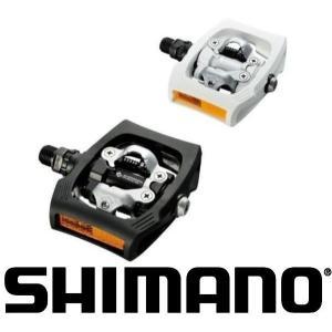SHIMANO/シマノ PD-T400 クリッカー 両面SPDペダル/EPDT400LR|ad-cycle