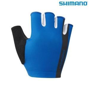 SHIMANO JUNIOR VALUE GLOVES (ブルー) シマノ バリュー グローブ ジュニア サイクル ウェア  /Jr Mサイズ ad-cycle