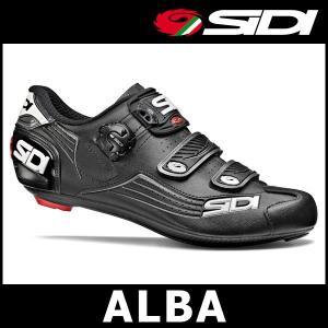 SIDI ALBA (ブラック/ブラック) シディー アルバ サイクル ビンディング シューズ|ad-cycle