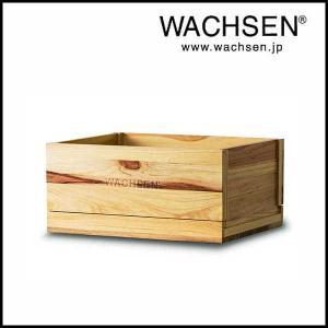 WACHSEN WL-100 木カゴ  / ヴァクセン|ad-cycle