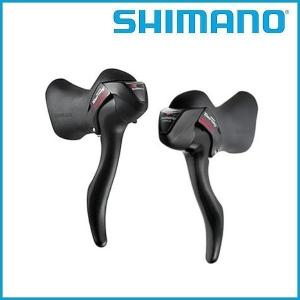 SHIMANO(シマノ) A70 デュアルコントロールレバー 左右セット(2x7S) EST070PACX1|ad-cycle