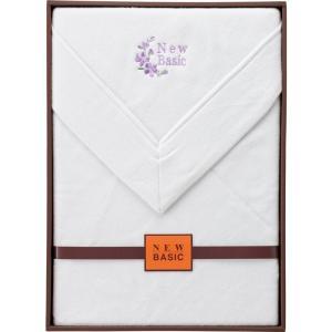 内祝い お返し ギフト 毛布 ニューベーシック シルク混綿毛布(毛羽部分) RNB-4063 送料無料|adachinet-giftshop