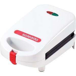 内祝い お返し ギフト 電気調理器具 ソレアード ホットサンドS SO-160 送料無料 adachinet-giftshop