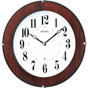 内祝い お返し ギフト 掛時計 セイコー 木枠電波掛時計 KX392B 送料無料|adachinet-giftshop