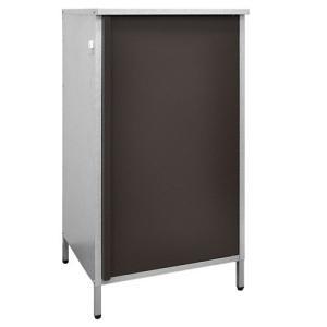 ガルバ製物置 スリム 高さ95cm|adachiseisakusyo