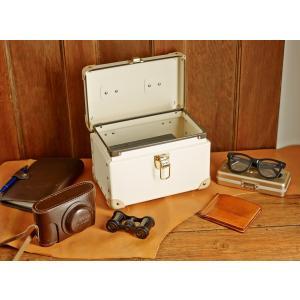 タイムボイジャー コレクションバッグSS サンドベージュ メイクボックス コスメボックス バニティーケース 収納ボックス マルチケース|adachishiki