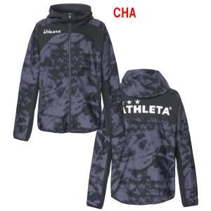 ATHLETA(アスレタ) ジュニア ストレッチトレーニングジャケット(ジュニアサイズ) 04124J ジュニア・キッズ クリアランス|adachiundouguten|04