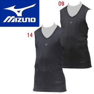 MIZUNO(ミズノ) ブレスサーモインナー(Vネック・ノースリーブ) 12JA7X51 ジュニア・キッズ|adachiundouguten