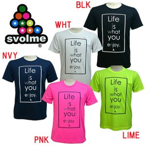 SVOLME(スボルメ) LIFEランシャツ 173-42800 決算処分市|adachiundouguten