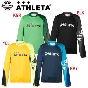 ATHLETA(アスレタ) ジュニアトレーニングジャージシャツ 18005J ジュニア・キッズ|adachiundouguten