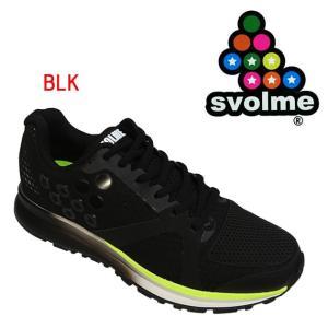 SVOLME(スボルメ) KELTRE(ケルトレ/ランニングシューズ) 181-70162 カラー:BLK|adachiundouguten