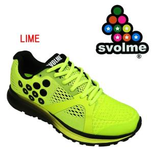 SVOLME(スボルメ) KELTRE(ケルトレ/ランニングシューズ) 181-70162 カラー:LIM|adachiundouguten
