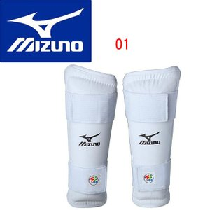 MIZUNO(ミズノ) シンガード 全日本空手道連盟検定品(左右1組) 23JHA651 adachiundouguten