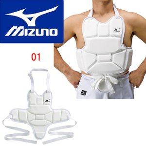 MIZUNO(ミズノ) 胴プロテクター(全日本空手道連盟検定品) 23JHA706|adachiundouguten